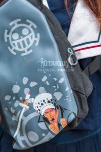 Túi Đeo Chéo Anime Trafalgar D. Water Law - One Piece