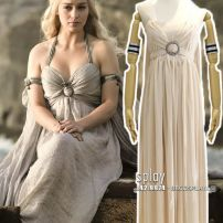 Đồ Mẹ Rồng Trắng Game Of Thrones