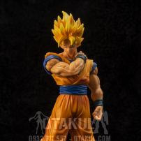 Mô Hình Figure Dragon Ball Super - Z Battle Super Saiyan Son Goku ROS