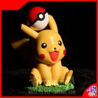 Mô Hình Figure Pikachu - Pokemon Go