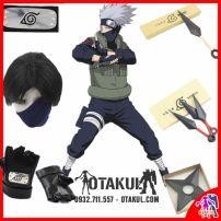 Bộ Phụ Kiện KaKashi - Cosplay Naruto Shippuden