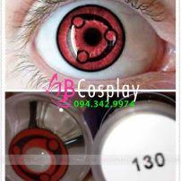 Lens Cosplay - Madara Mangekyou Sharingan 2