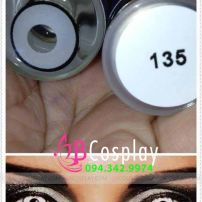 Lens Cosplay 135 (White Corona Marilyn Manson)