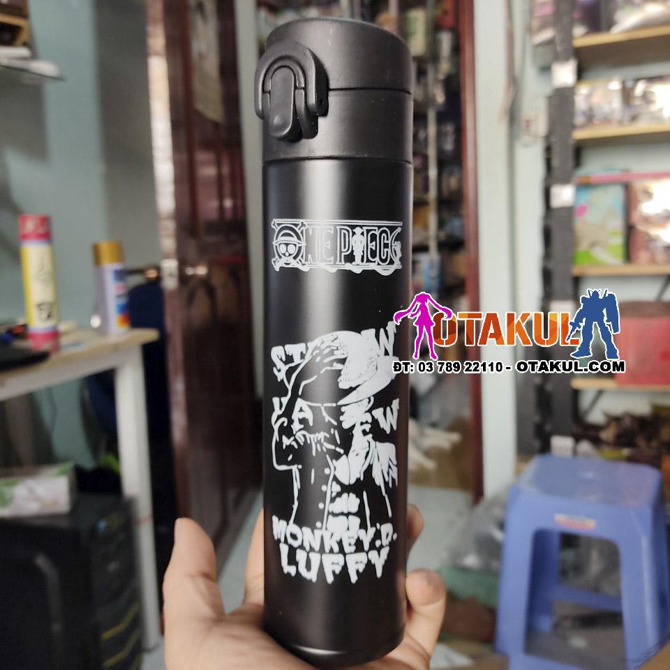 Bình Giữ Nhiệt Anime One Piece Luffy