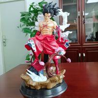 Mô Hình Monkey D.Luffy Wano Snake Man - One Piece