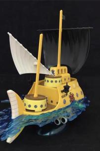 Mô Hình Figure Tàu Ngầm DEATH - Trafalgar Law (One Piece) - ĐÃ LẮP RÁP