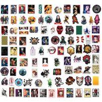 Bộ Sticker Kimetsu No Yaiba - Bộ 100 Cái