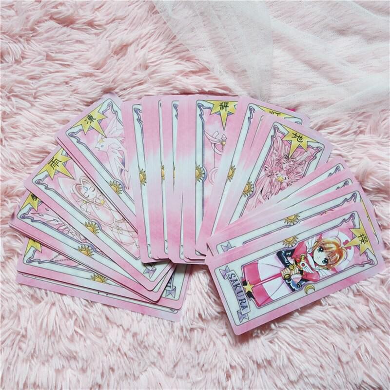 Bộ Bài Sakura Phiên Bản Deluxe - Cardcaptor Sakura