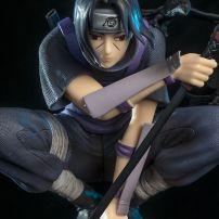 Mô Hình Figure Uchiha Itachi Anbu Ngồi Xổm - Naruto