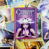 Bộ Bài Tarot - Conscious Spirit Oracle - Đánh Thức Tâm Linh Trực Giác