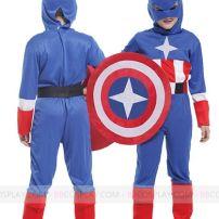 Trang Phục Captain America (Trẻ Em)