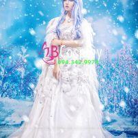 Trang Phục Nữ Hoàng Mùa Đông 2