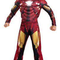 Trang Phục Người Sắt (Trẻ Em) - Iron Men