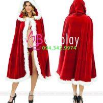 Áo Choàng 4 (áo Choàng Noel)