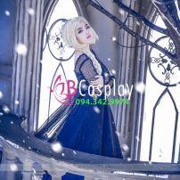 Trang Phục Black Elsa