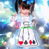 Trang Phục Alice Trẻ Em 1