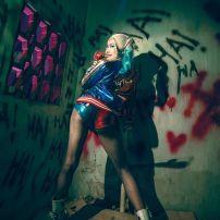 Trang Phục Harley Quinn 2