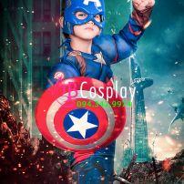 Trang Phục Captain American 2 (Trẻ Em)