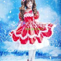Trang Phục Noel 12 (lolita)