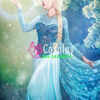 Trang Phục Elsa 3 (Nữ Hoàng Băng Giá)