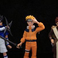 Mô Hình Naruto - Sasuke - Gaara (Naruto)