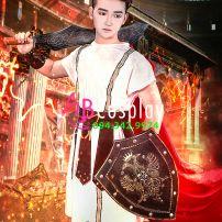 Trang Phục Chiến Binh La Mã 2