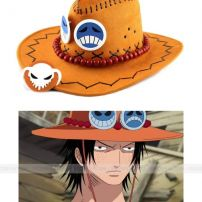 Nón Ace, Mũ Ace (One Piece) Portgas D. Ace - Loại Xịn - Rất Đẹp