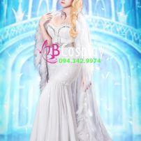 Trang Phục Nữ Hoàng Mùa Đông 6