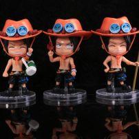 Bộ Mô Hình Chibi Ace (One Piece)
