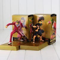 Mô Hình Figure Manhood Và Luffy - One Piece