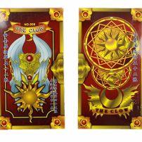 Hộp Thẻ Bài Clow - Hộp Nhỏ - Màu Nâu