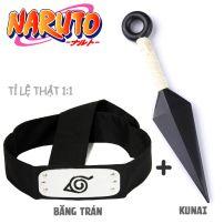 Kunai + Băng Trán Naruto