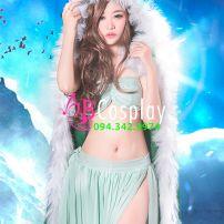 Trang Phục Nữ Thần 19 (Nữ Thần Mùa Đông)