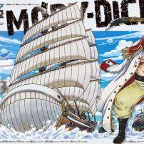 Mô Hình Thuyền Moby Dick (One Piece)