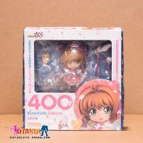 Mô Hình Nendoroid 400 Kinomoto Sakura - Cardcaptor Sakura