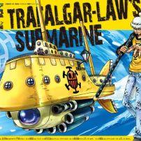 Mô Hình Figure Tàu Ngầm Trafargar Law - One Piece