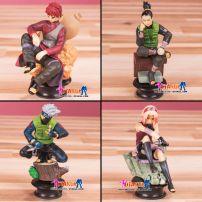 Mô Hình Naruto Set 6 Char