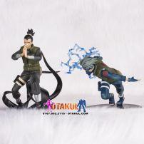 Mô Hình Kakashi Và Shikimaru - Naruto