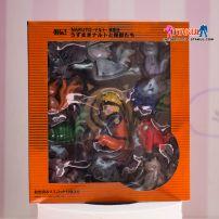 Mô Hình Naruto Và 9 Vĩ Thú - Naruto