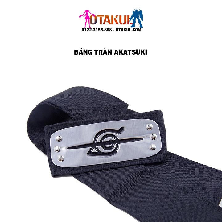 Băng Trán Akatsuki Trong Naruto