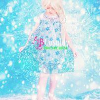 Trang Phục Công Chúa Elsa - Frozen 8 (Trẻ Em)