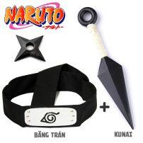 Combo Vũ Khí Ninja - Naruto