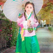Hanbok Trẻ Em 3