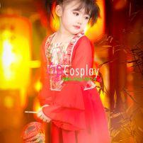Trang Phục Tiểu Hồng Thiên Nữ (Trẻ Em)