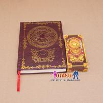 Sổ Tay Sakura Và Bài Clow Nhỏ - Cardcaptor Sakura