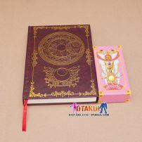 Sổ Tay Sakura Và Bài Sakura Nhỏ - Cardcaptor Sakura