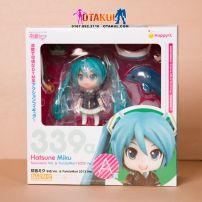 Mô Hình Nendoroid 339a Miku 2013 - Vocaloid