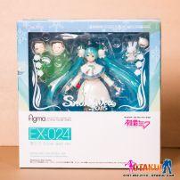 Mô Hình Figma EX-024 Snow Miku Snow Bell