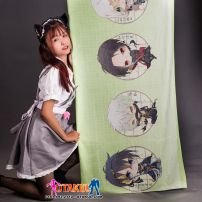 Khăn Tắm Anime Cỡ Lớn - Touken Ranbu
