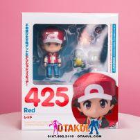 Mô Hình Nendoroid 425 - Red - Pokemon